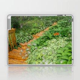 Garden Path Laptop & iPad Skin