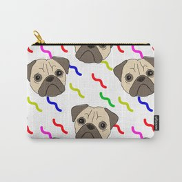 PUG PARTY PALOOZA Carry-All Pouch