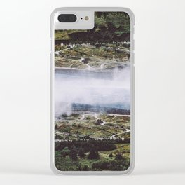 Do Over Clear iPhone Case