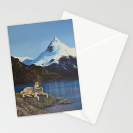 Alone Time Stationery Cards