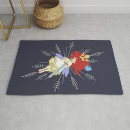 Speltöser - Aurora - Child of Light Rug