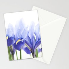 Bue Iris 2 Stationery Cards