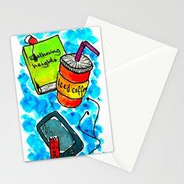 Hobbies Stationery Cards