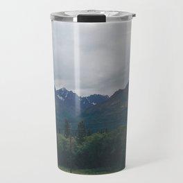 Talkeetna Mountains Travel Mug