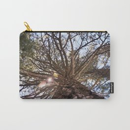 Never Stop Looking Up (Tree 1) Carry-All Pouch