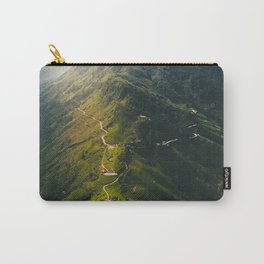 Northern Vietnam, Sapa Carry-All Pouch