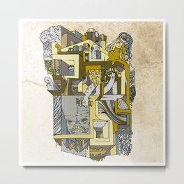 dream home #3 Metal Print