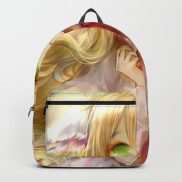 Mavis Vermillion Backpack