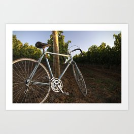 Perfect Bike Art Print