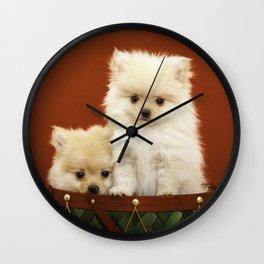 Little Drummer Boys Wall Clock