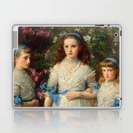 "John Everett Millais ""Sisters"" Laptop & iPad Skin"