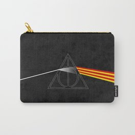 the darkside of the deathly hallows Carry-All Pouch