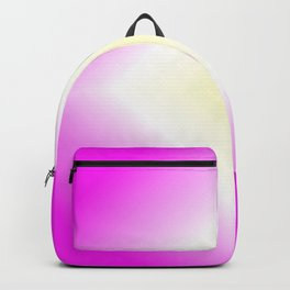 Yello Pink Diamond Gradient Backpack