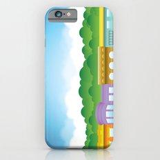 Brooklyn Brownstones Slim Case iPhone 6s