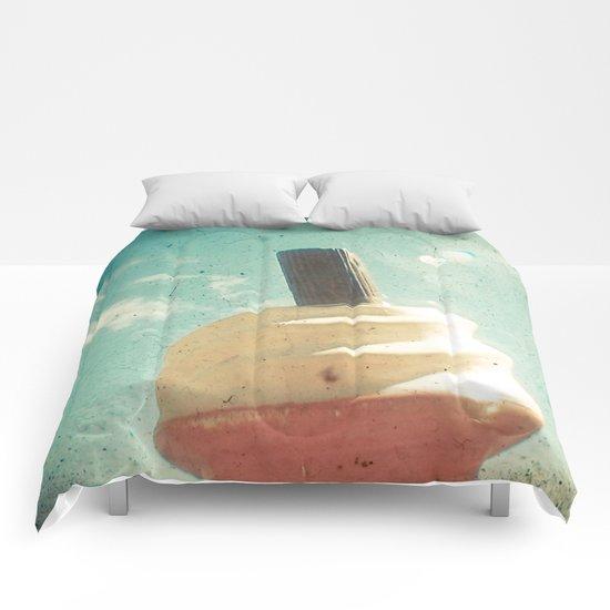 Ice Cream and Chocolate Comforters
