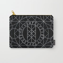 Web of Wyrd  -The Matrix of Fate Carry-All Pouch