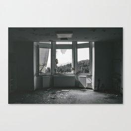 A life left still Canvas Print