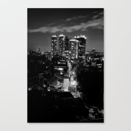 Old and Modern, Seoul Canvas Print