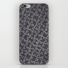 Life is a puzzle 28 iPhone Skin