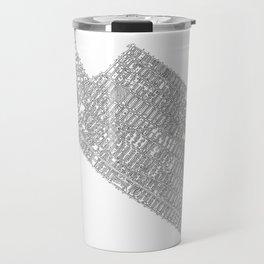 Bushwick, NY Travel Mug