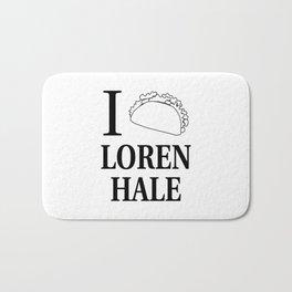 I Taco Loren Hale Bath Mat