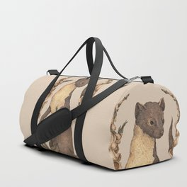 The Marten and Foxglove Duffle Bag