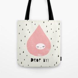 Raindrop Tote Bag