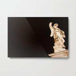 Guardian Angel in Color Metal Print