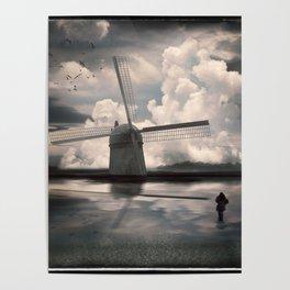Muddy Waters, Fresh Wind Poster