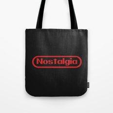 Gamer Nostalgia Tote Bag