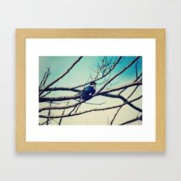 Little Bluey #2 Framed Art Print