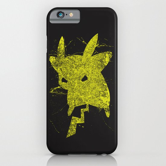 Yellow Monster iPhone & iPod Case