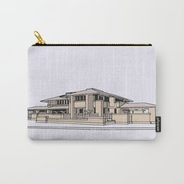 Darwin Martin House Carry-All Pouch