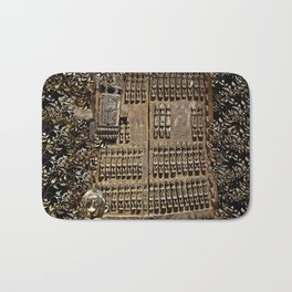 African Antiquities Collection: Shutter of the Degone People Bath Mat