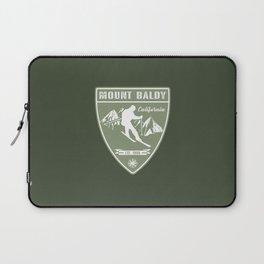 Mount Baldy California Laptop Sleeve