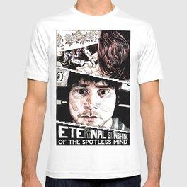 Eternal Sunshine of the Spotless Mind by Aaron Bir T-shirt