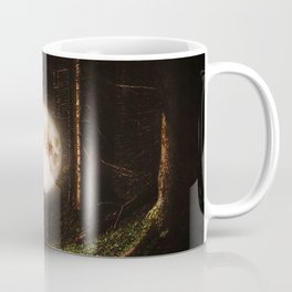 Visiting The Forest Coffee Mug