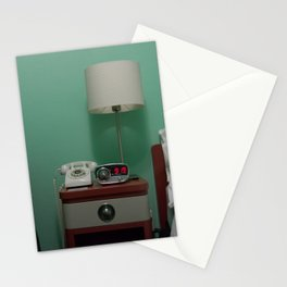 Holiday Music Motel 124 Stationery Cards