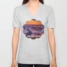 Grand Canyon, Arizona Unisex V-Neck