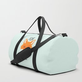 For Fox Sake Duffle Bag