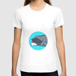 Bowheadwhale T-shirt
