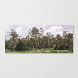 The Yarra Canvas Print