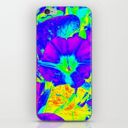 Floral 103 iPhone Skin