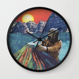 18:01 Wall Clock