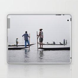 HERDING FISH Laptop & iPad Skin