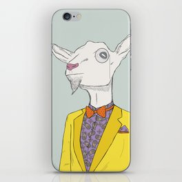 Leopold iPhone Skin