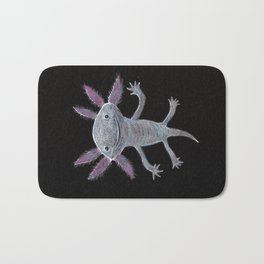 Axolotl Bath Mat