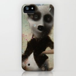 an end in flight iPhone Case