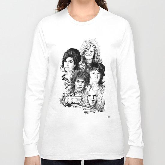 The 27 Club Long Sleeve T-shirt