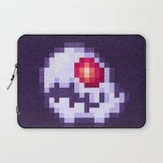 Hurry Von Death Ghost Laptop Sleeve